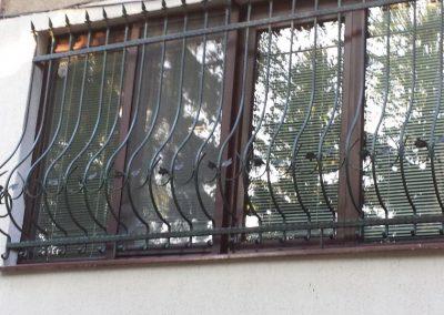 Решетки от ковано желязо (2)