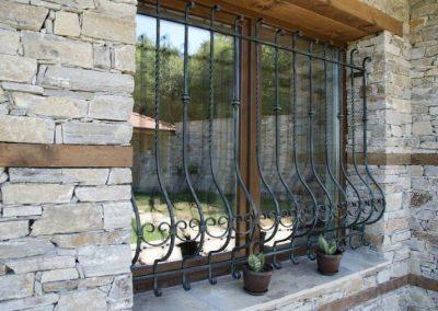Решетки от ковано желязо (14)
