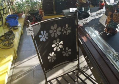 Стол от ковано желязо (6)