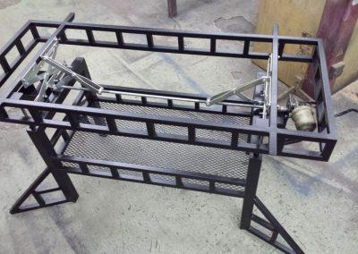 Мебели от ковано желязо (4)
