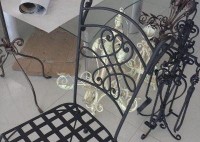 Стол от ковано желязо (1)