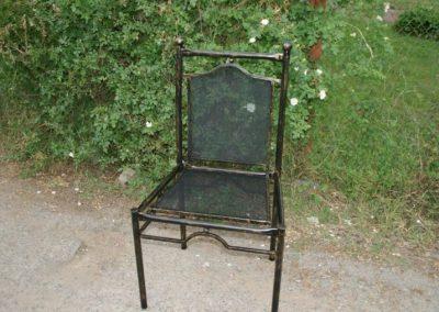 Стол от ковано желязо (2)